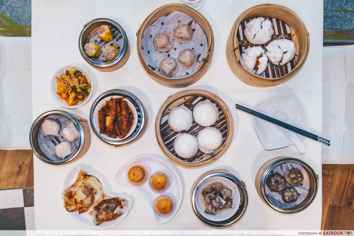 Tang Lung Restaurant Dim Sum