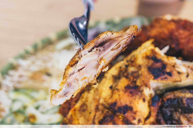 bismi briyani - chicken meat