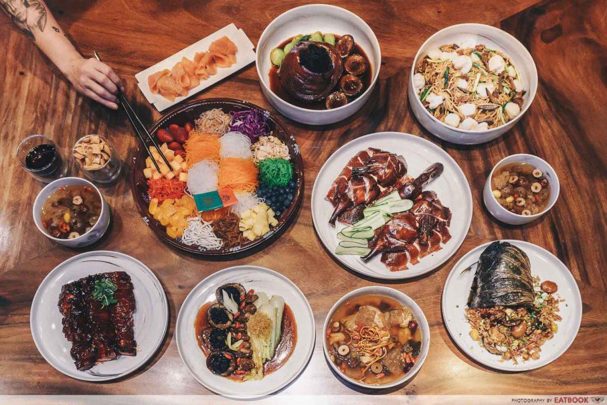 cny reunion dinner deals