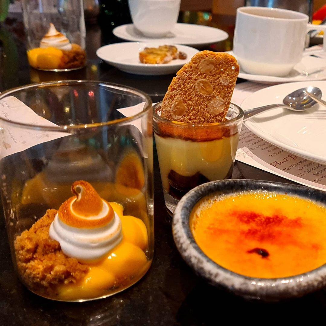 conrad centennial desserts