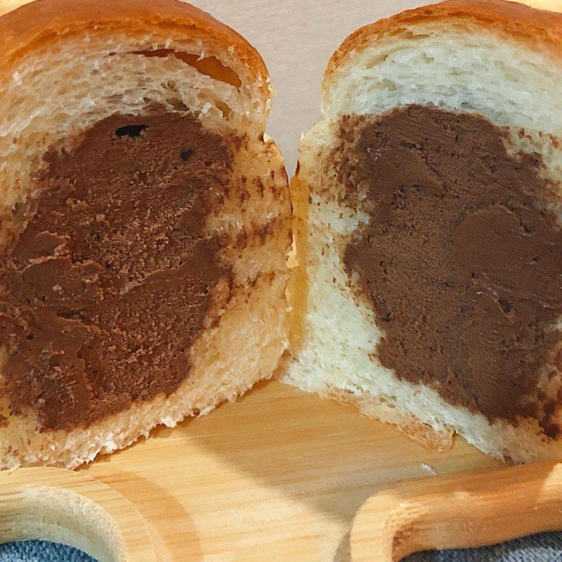 nama chocolate bread