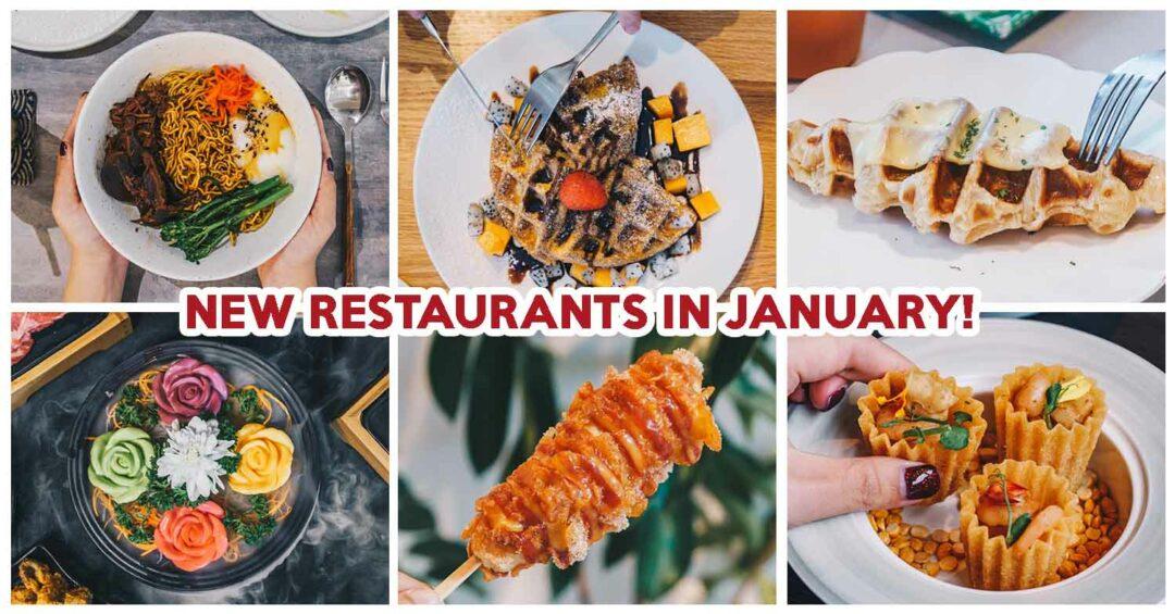 new restaurants in january 2021