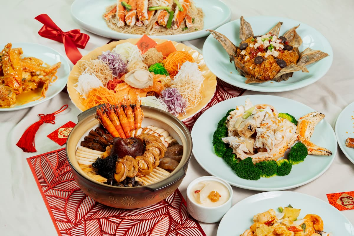 red house seafood cny