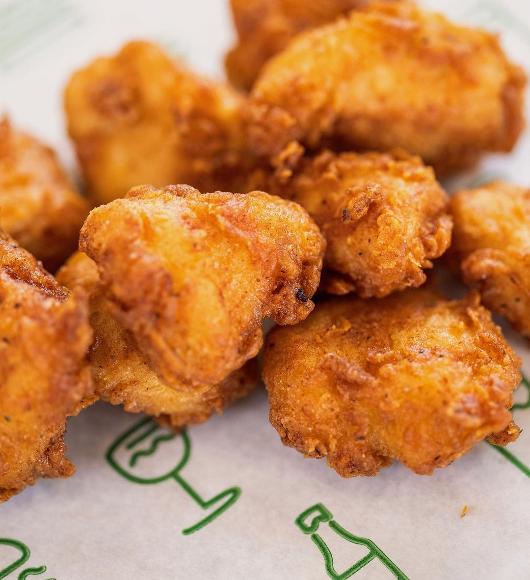 shake shack fried chicken bites