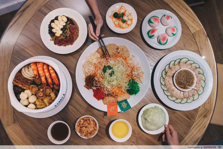 soup restaurant cny