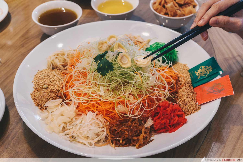soup restaurant yusheng