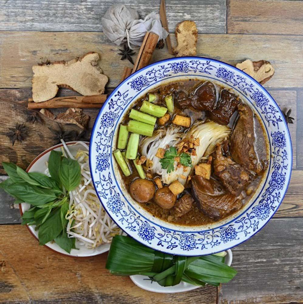 Boat Noodle - sukhothai