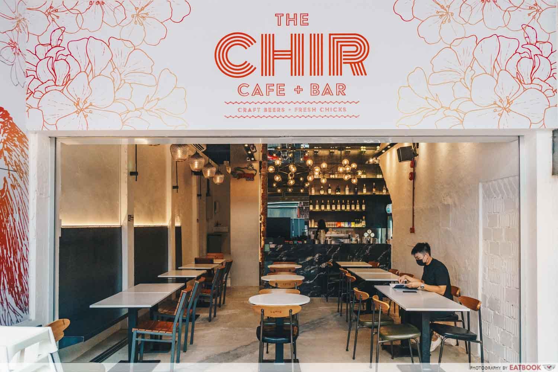 Chir Cafe + Bar - Storefront