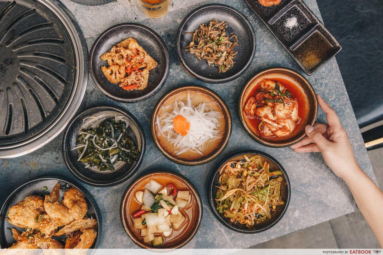 banchan hanjip
