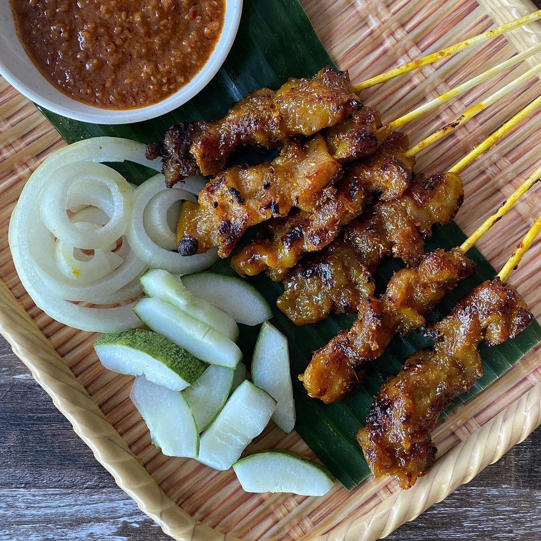 East Coast lagoon food village haron satay