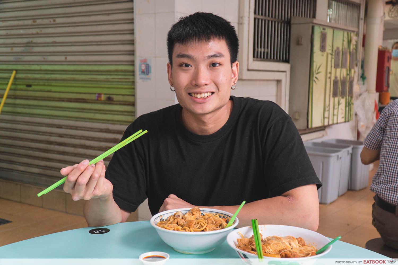 Heng Kee Curry Chicken Bee Hoon Mee - verdict