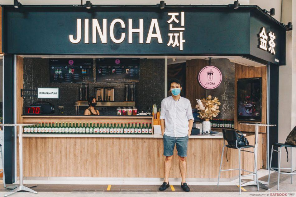 JINCHA STOREFRONT