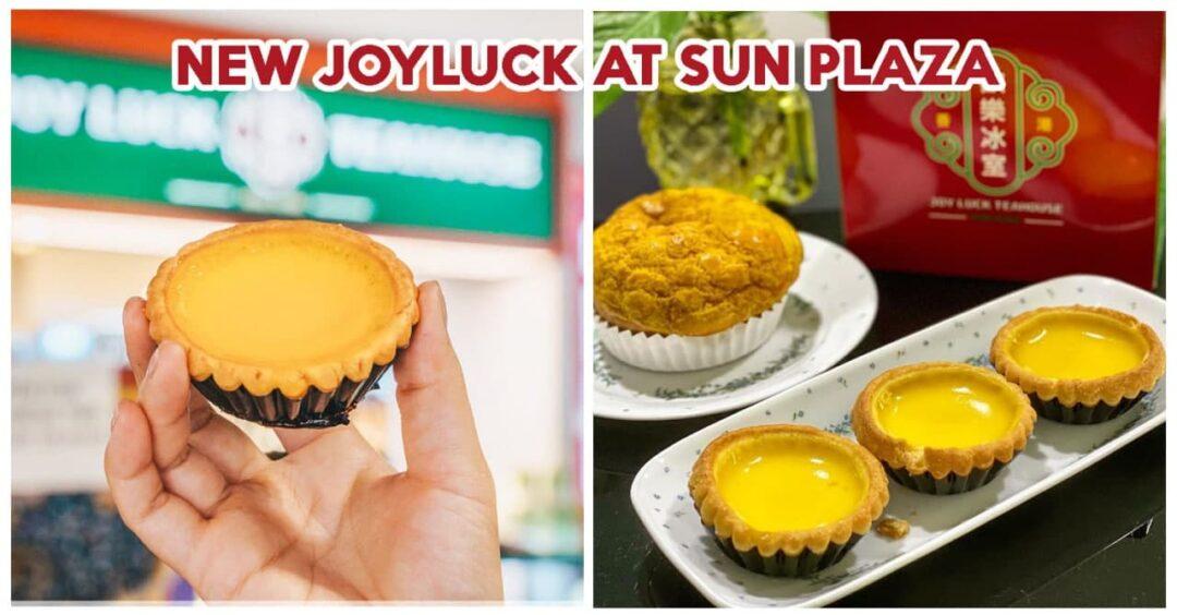 Joy Luck Tea House - Feature Image