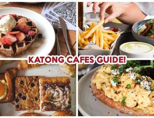 KATONG CAFES