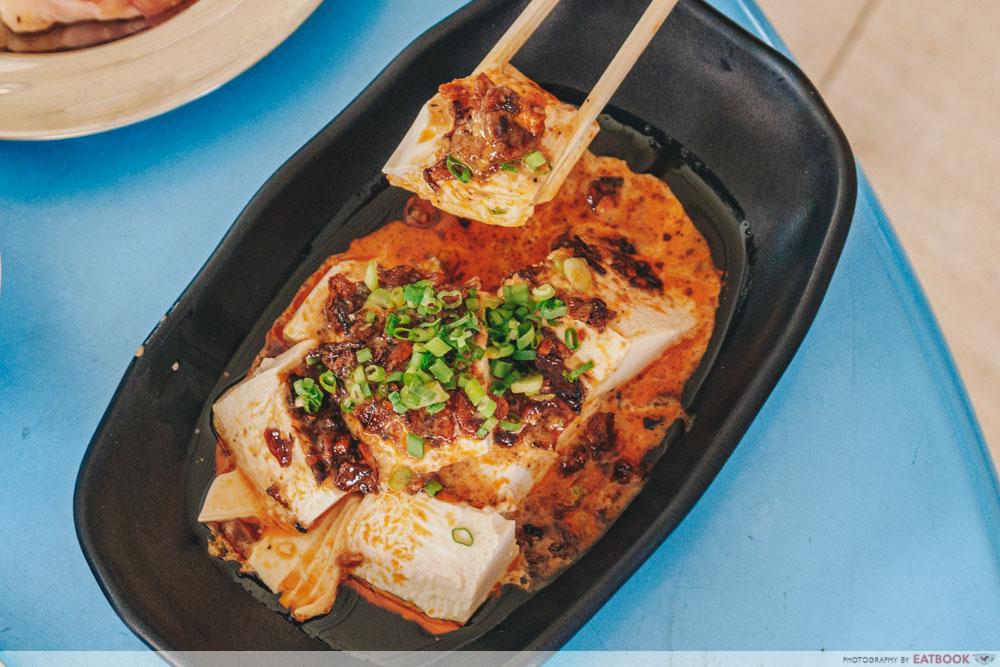 tantan tofu