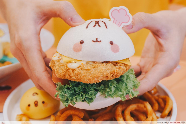 molang burger