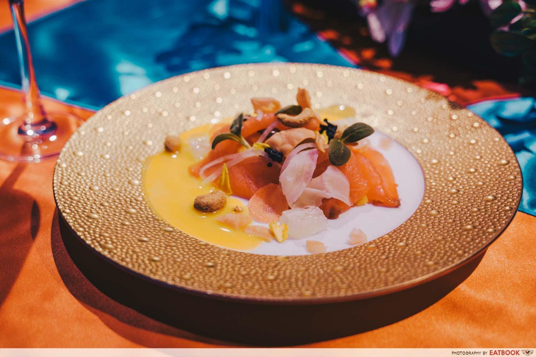 aqua gastronomy spring yusheng