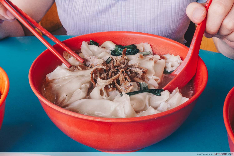 l32 handmade noodles MHK
