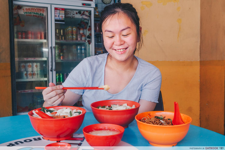l32 handmade noodles verdict