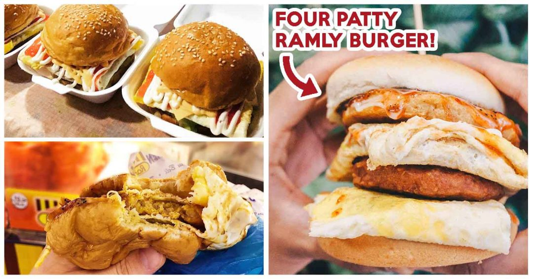 RAMLY BURGER SINGAPORE