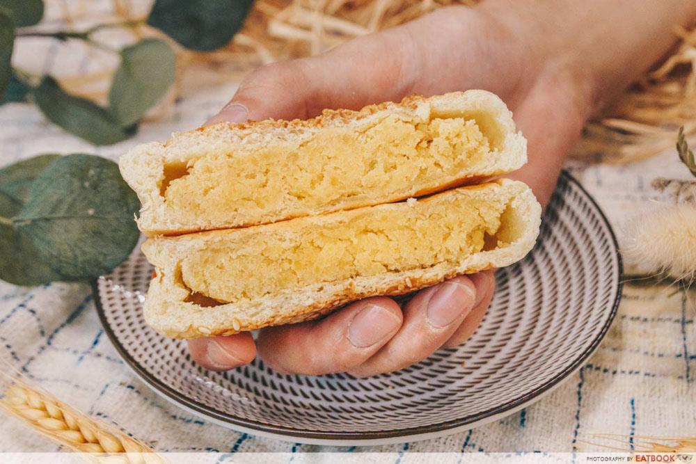 Roti - Mung Bean
