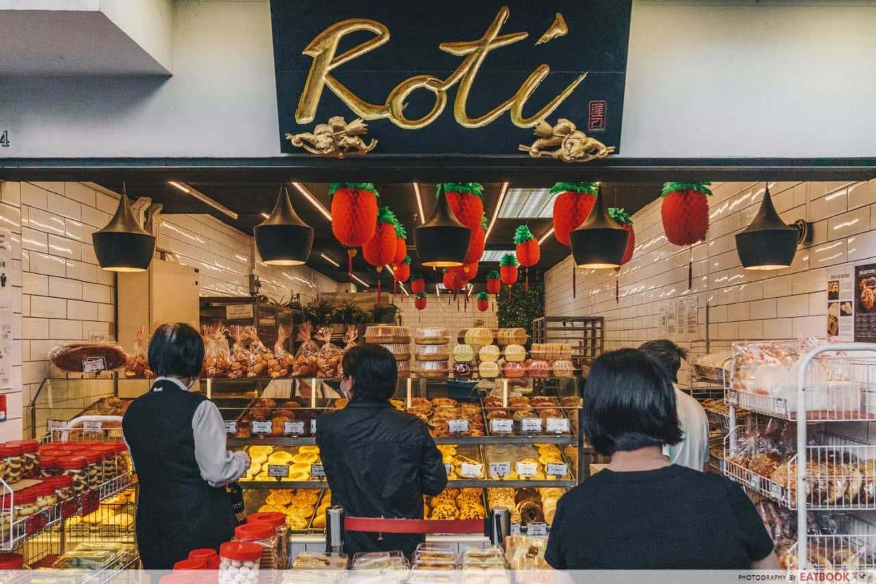 Roti - Storefront
