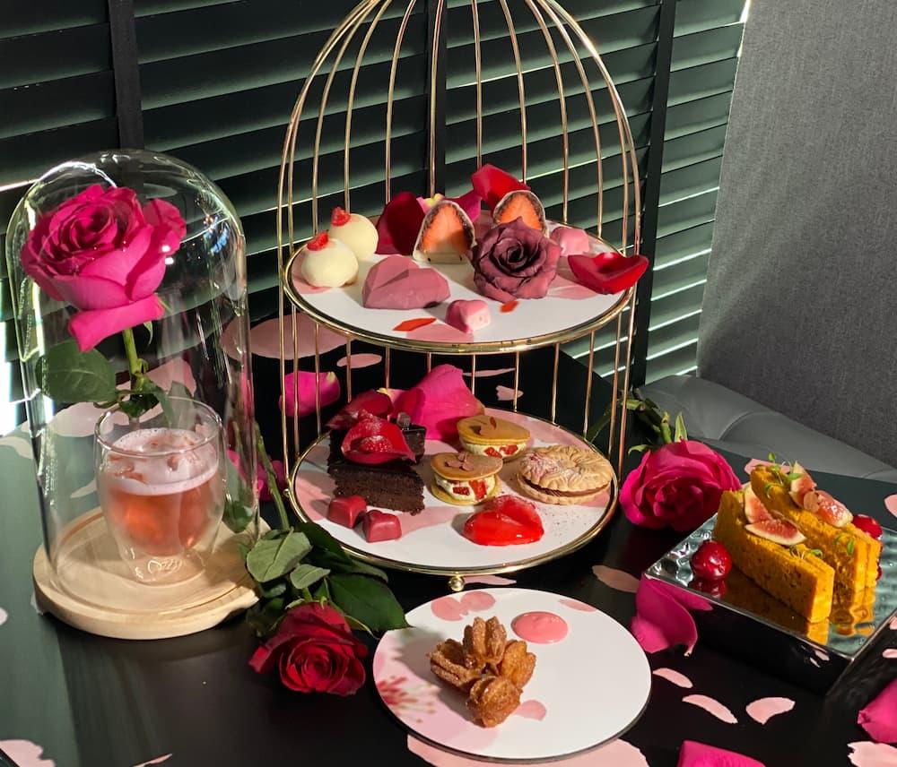 Valentines Day High tea 2am dessert bar