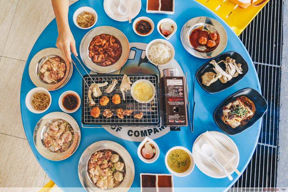 chicken yakiniku tori yaro new restaurants march 2021
