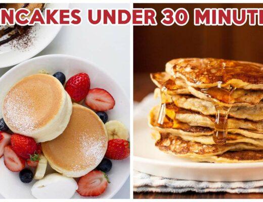 easy pancake recipes cover