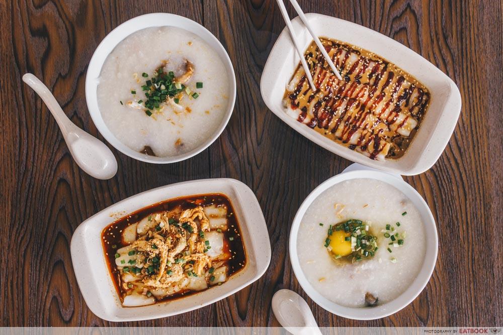 happy congee new retaurants march 2021