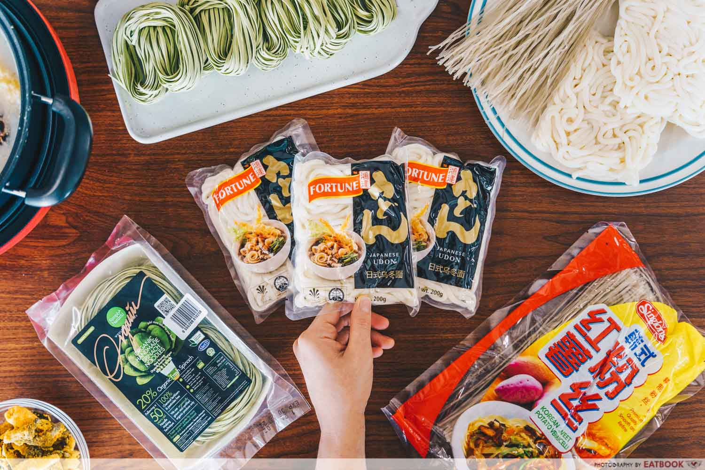 udon noodles amazon