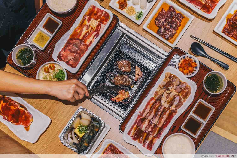 yakiniku go new restaurants march 2021