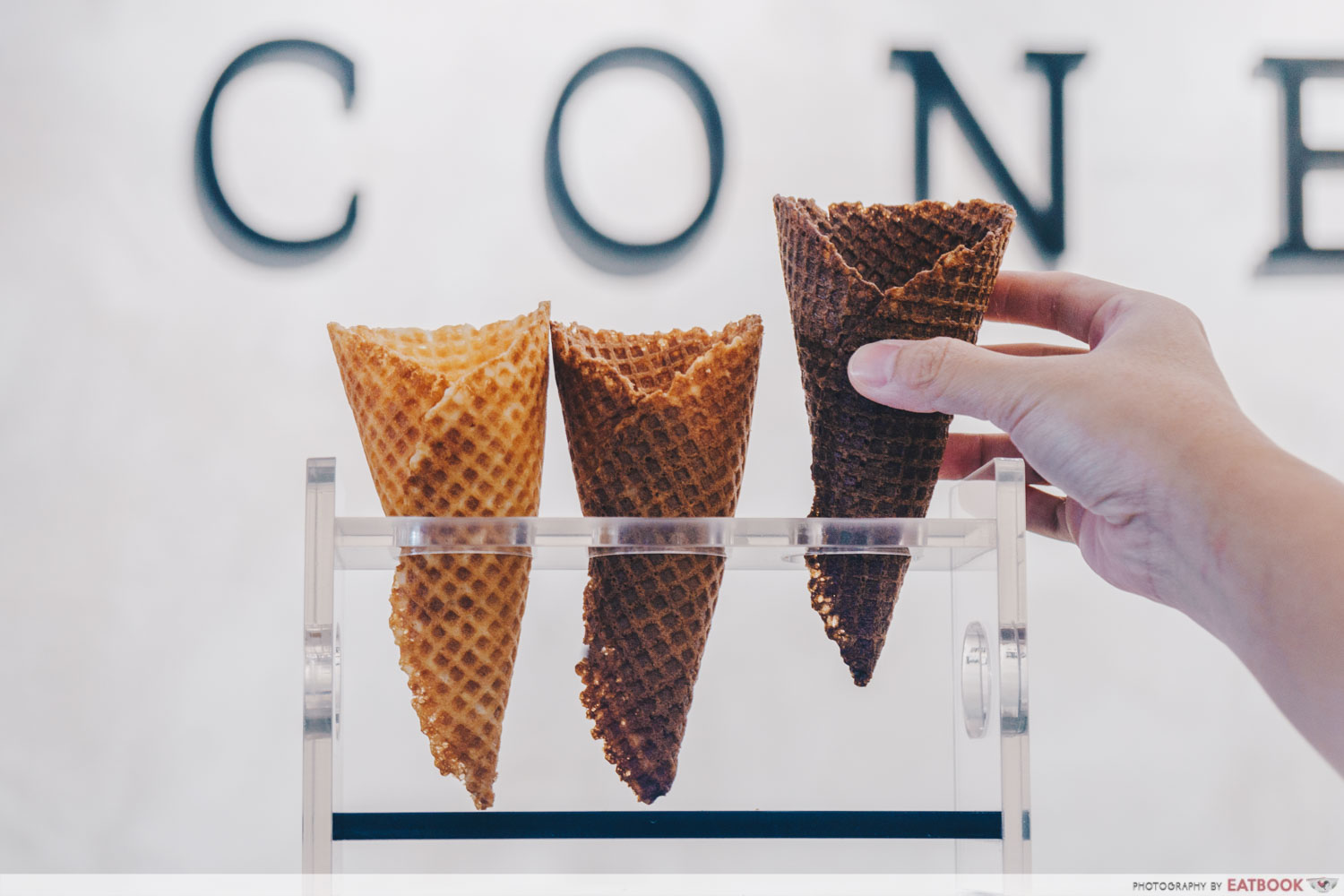 Burnt Cones - choice of burnt cones