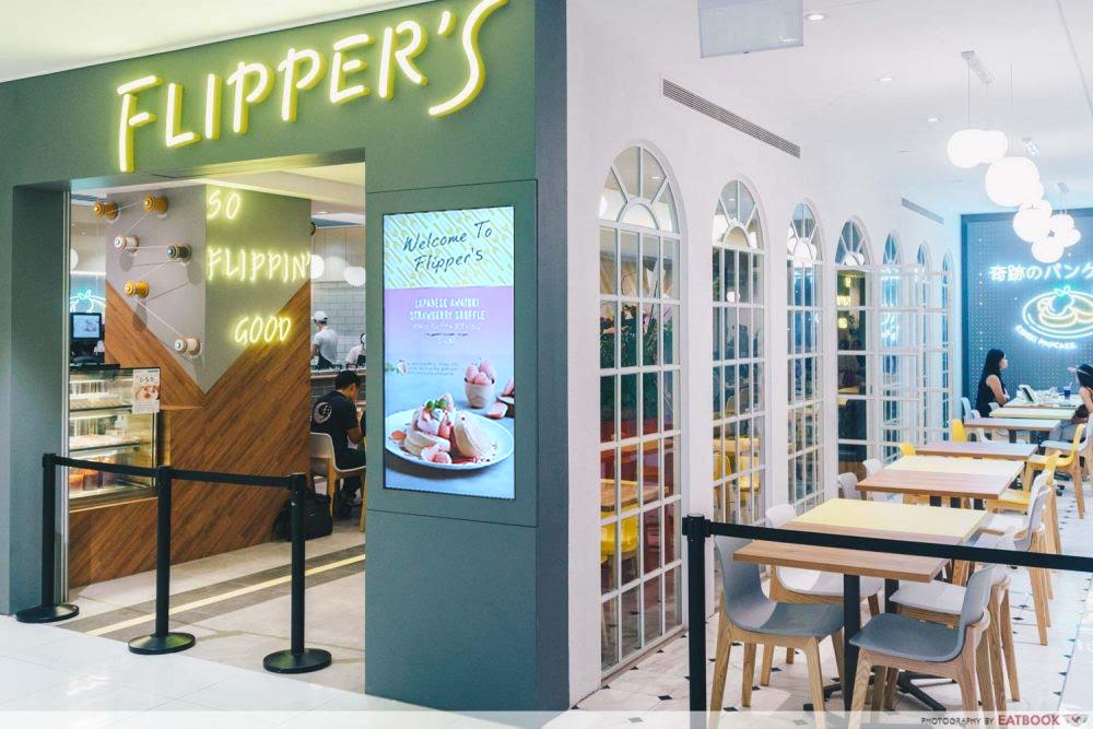 flipper's storefront