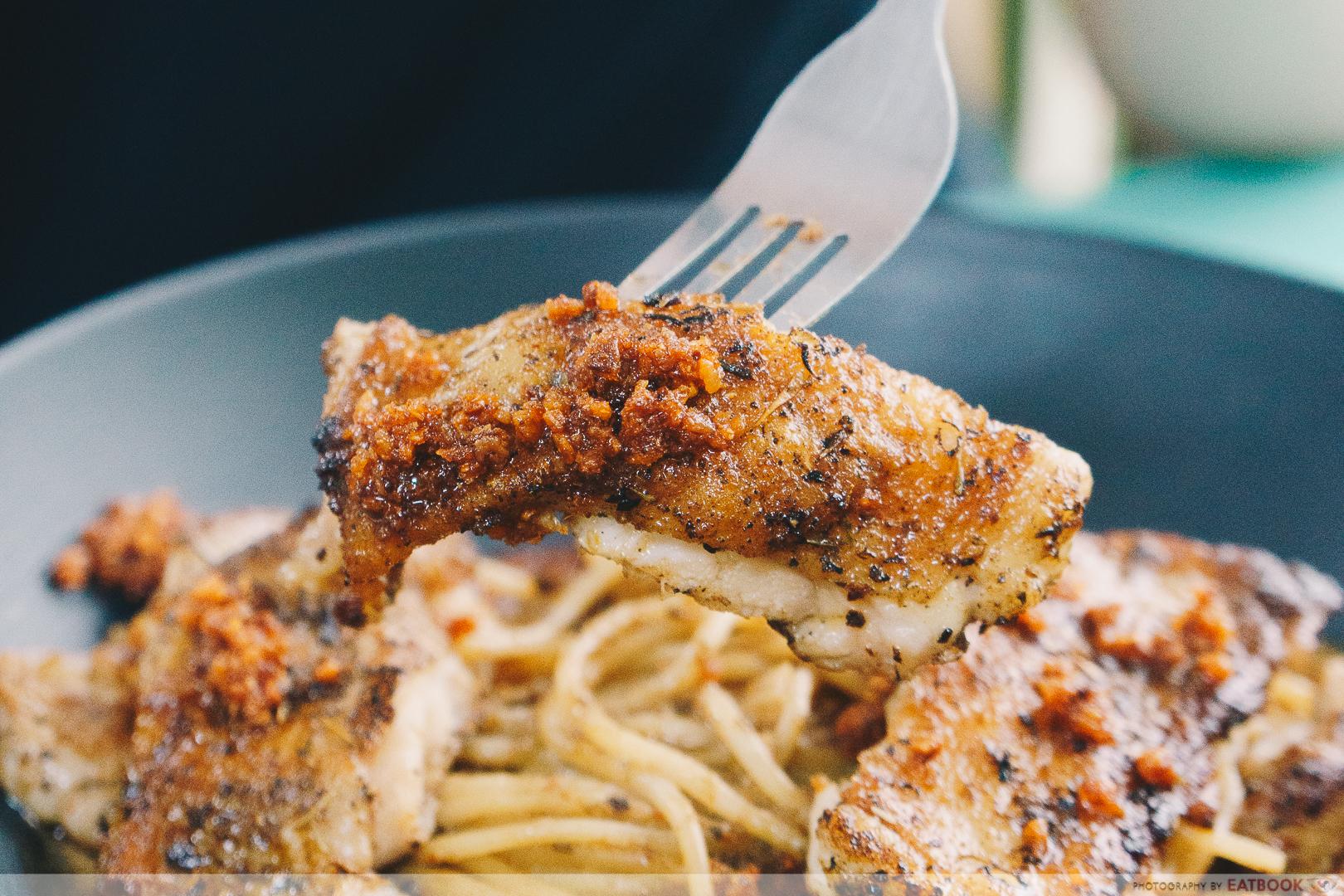 Eddy's No.1 - chicken chop