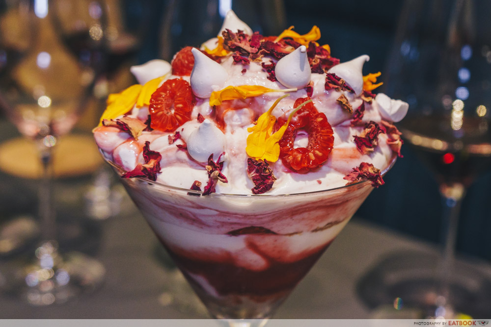 Fat Belly - eton mess