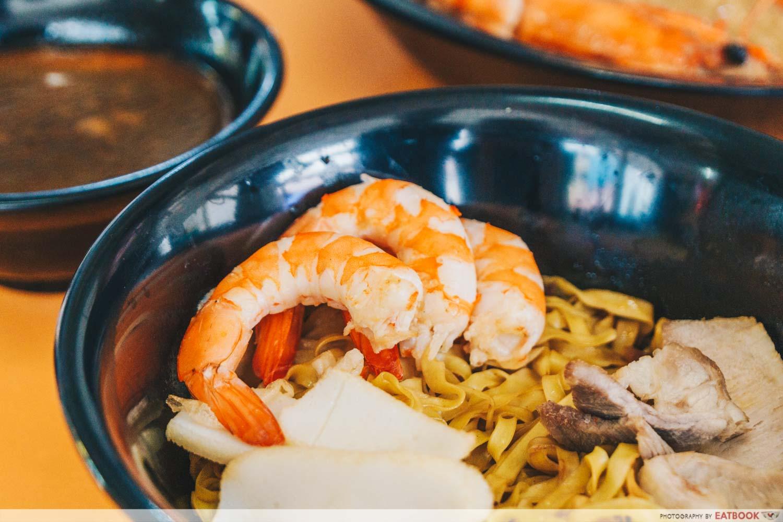 HeyMe - prawn noodle small prawns