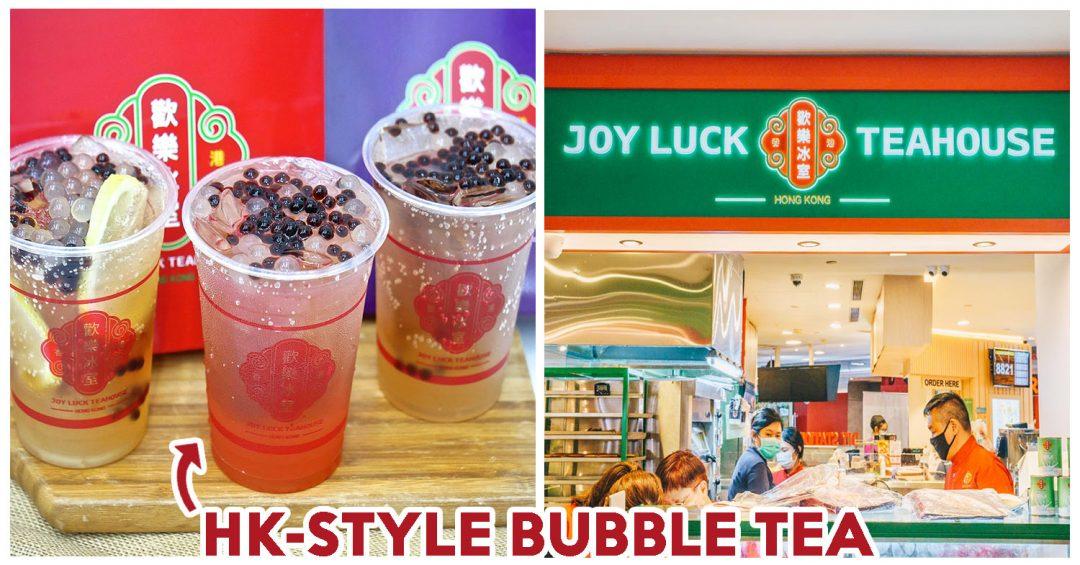 Joy Luck - Feature image