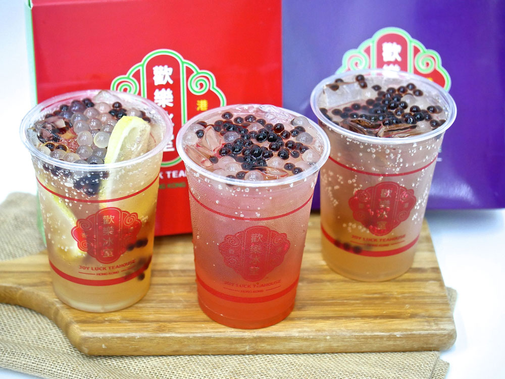 Joy Luck - fizzy drink