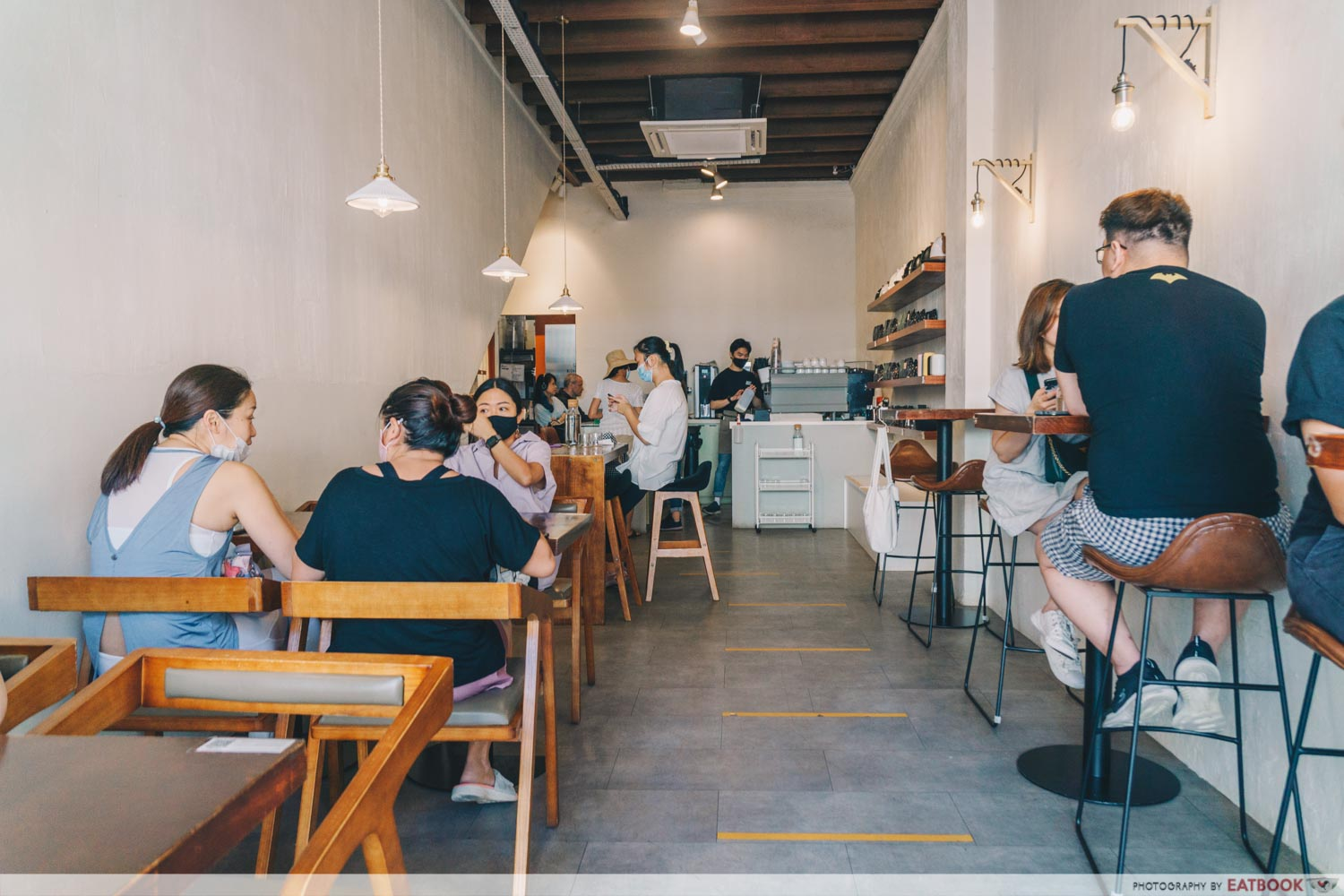 ambience homeground coffee roasters