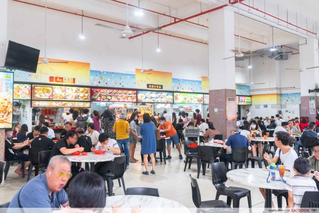 IPOH CURRY CHEE CHEONG FUN AMBIENCE