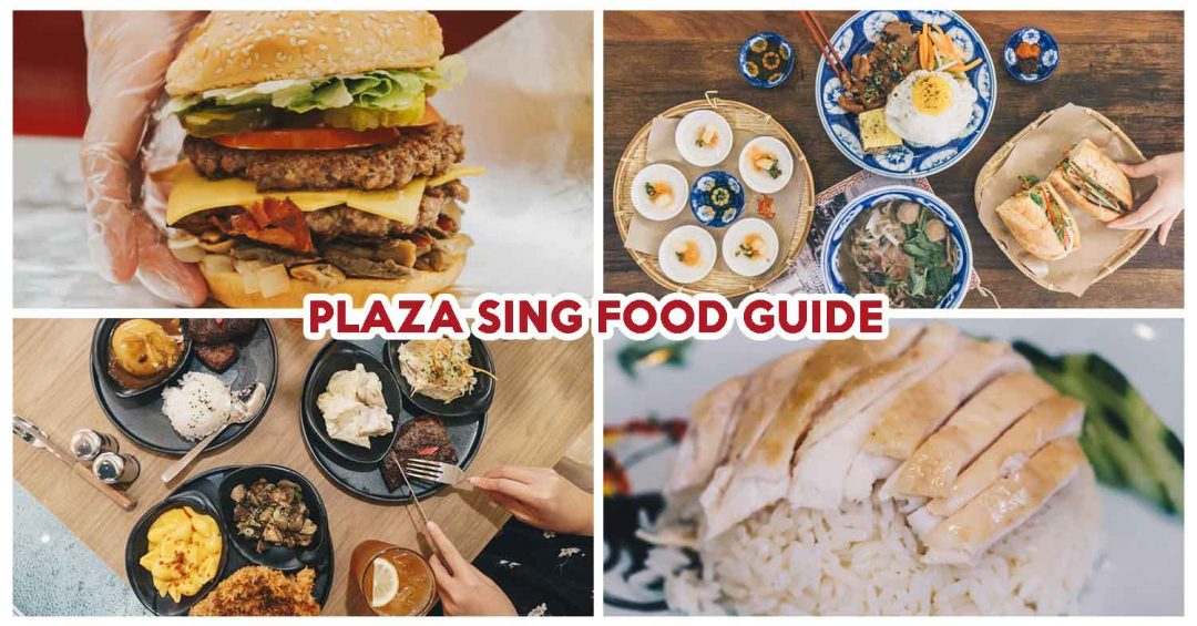 PLAZA SING FOOD