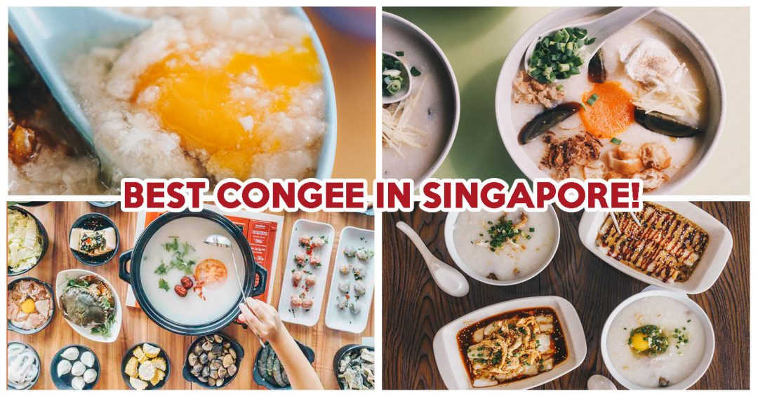 PORRIDGE IN SINGAPORE COVER
