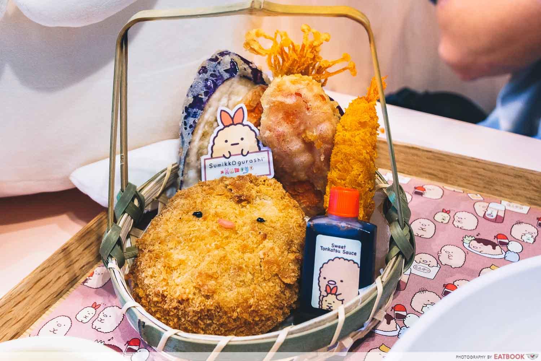 SumikkoGurashi - tempura intro