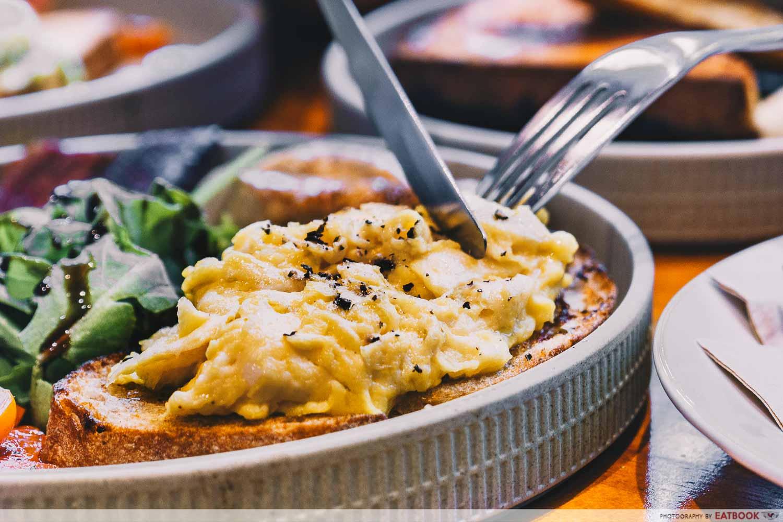 The Co-op - Big breakfast egg