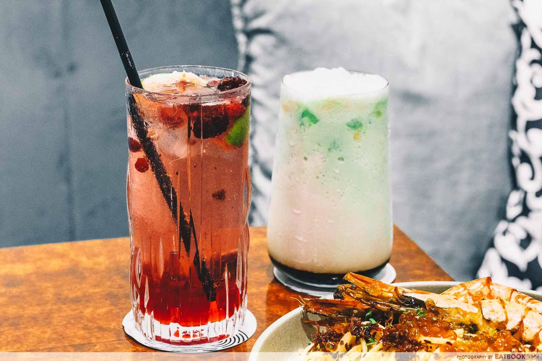 The Co-op - drinks