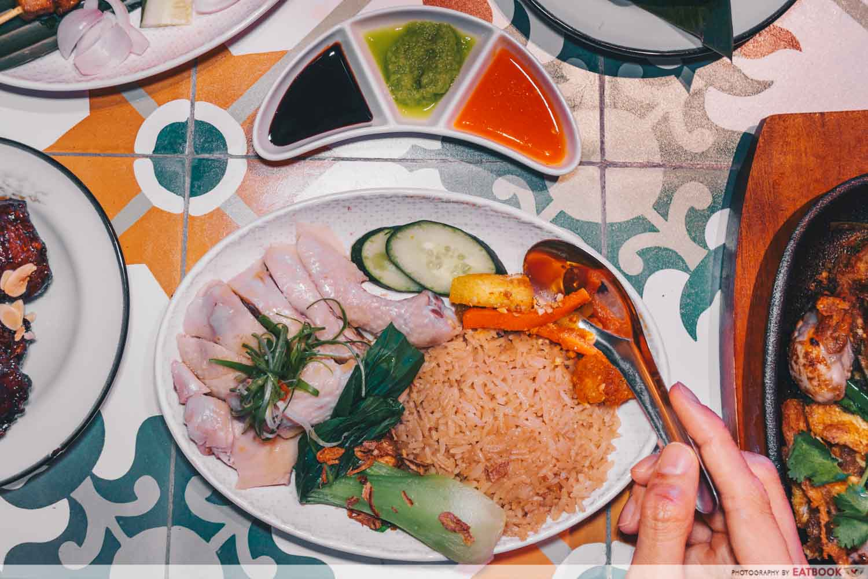 Yum Sing - chicken rice intro