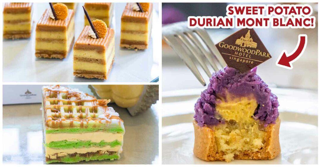 durian desserts goodwood park