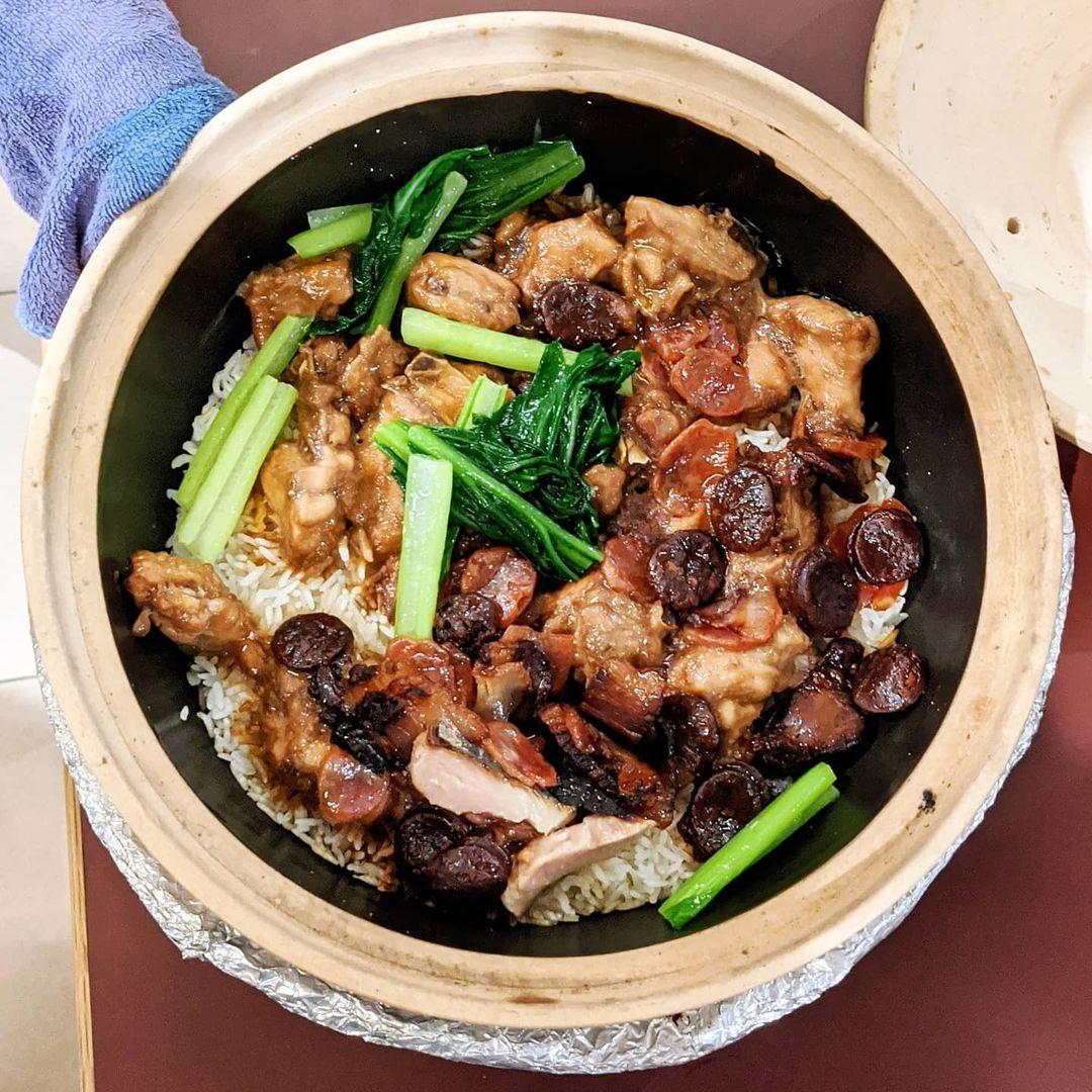 geylang claypot rice singapore
