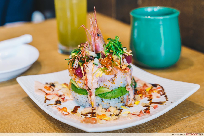 sushi tei new restaurants april 2021